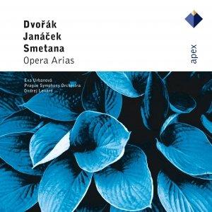Smetana, Dvorák & Janácek : Opera Arias