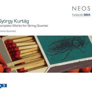 Kurtag: Complete Works for String Quartet