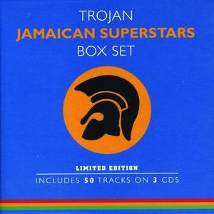 Trojan Jamaican Superstars Box Set