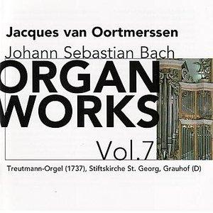 Bach: Organ Works Vol. 7