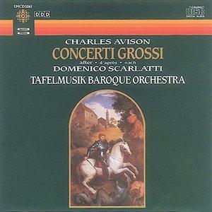 Avison: Concerto Grossi