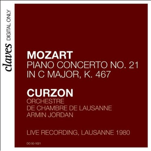 Clifford Curzon - Mozart 21