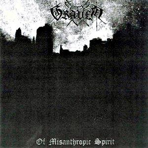 Of misanthropic spirit