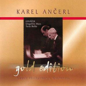 Image for 'Glagolitic Mass, Taras Bulba (Czech Philharmonic Orchestra, Karel Ančerl)'