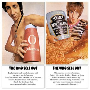 Image pour 'The Who Sell Out'