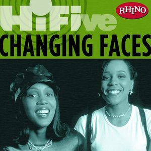 Rhino Hi-Five: Changing Faces