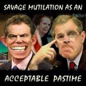 Bild für 'Savage Mutilation as an Acceptable Pastime'