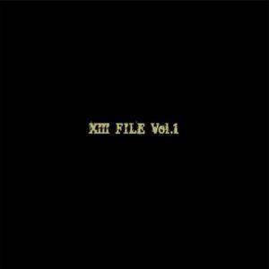 XIII FILE Vol.1