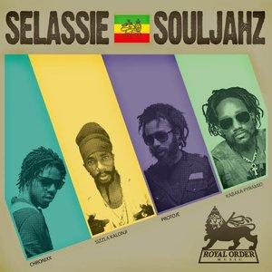 Selassie Souljahz (feat. Sizzla Kalonji, Protoje & Kabaka Pyramid) - Single