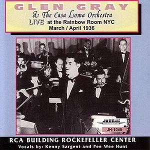 Live At The Rainbow Room NYC March / April 1936