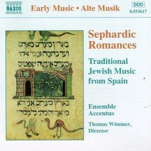 Image for 'Sephardic Romances'