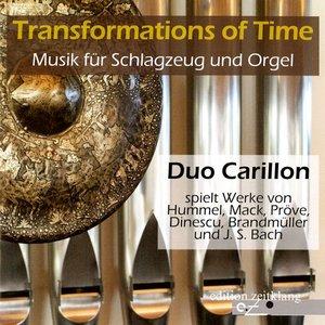 Transformations of Time: Musik für Schlagzeug und Orgel