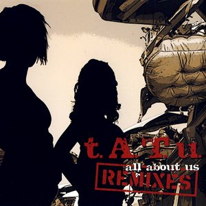All About Us (Remixes)