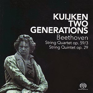 Image for 'Beethoven: String Quartets Op. 59/3 & Op. 29'