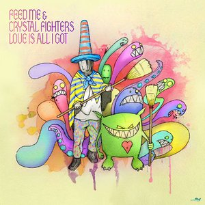Avatar for Feed Me & Crystal Fighters