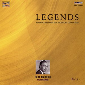 Legends-Talat Mahmood-Vol.5