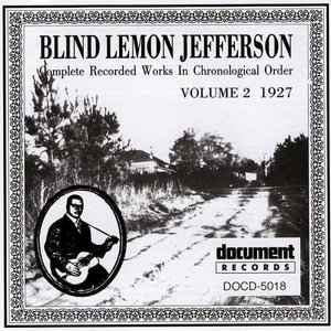 Blind Lemon Jefferson Vol. 2 (1927)
