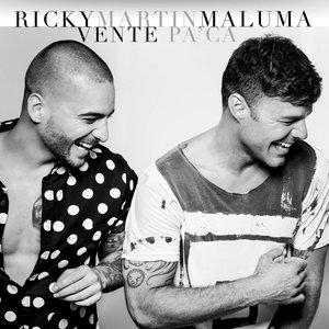 Vente Pa' Ca (feat. Maluma) - Single