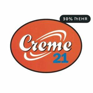 Creme 21: 30% mehr
