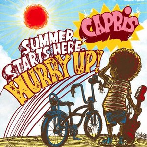 Summer Starts Here. Hurry Up!