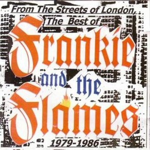 The Best Of Frankie And The Flames 1979-1986