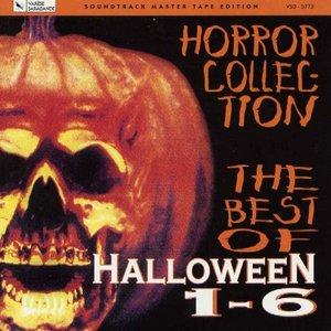 Halloween 1-6 Horror-Collection
