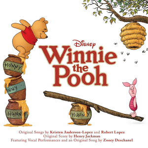Poster for Winnie the Pooh by Various Artists