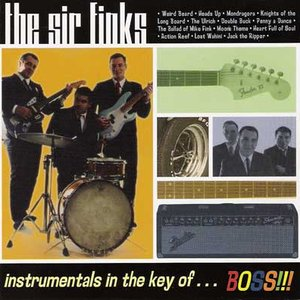 Instrumentals in the Key of... Boss!!!