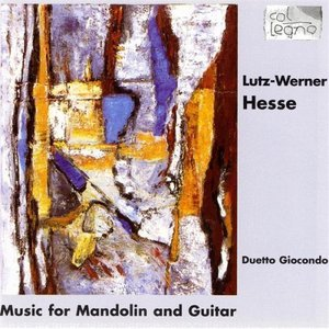 Image for 'Lutz-Werner Hesse: Music for Mandolin and Guitar'
