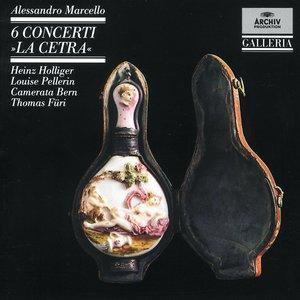 """Marcello: 6 Concerti """"La Cetra"""""""