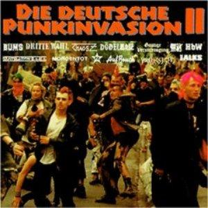 Die Deutsche Punkinvasion II