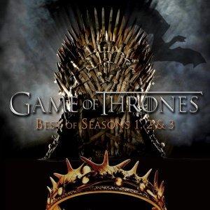 Game of Thrones - Best of Seasons 1, 2 & 3
