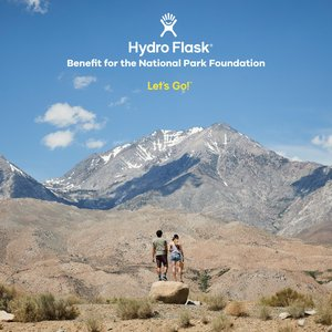 Let's Go! (Hydro Flask benefit for the National Park Foundation)