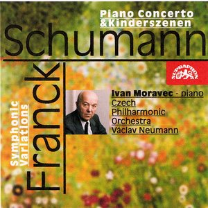 Schumann: Piano Concerto, Franck: Symphonic Variations