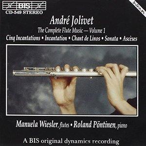 Jolivet: Flute Music, Vol. 1