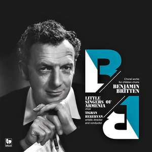 Britten: A Ceremony of Carols, Op. 28 - Missa Brevis, Op. 63 - Friday Afternoons, Op. 7 - Three Two-Part Songs