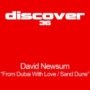 From Dubai with love / Sand dune