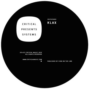 Critical Presents: Systems 003