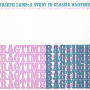 A Study In Classic Ragtime
