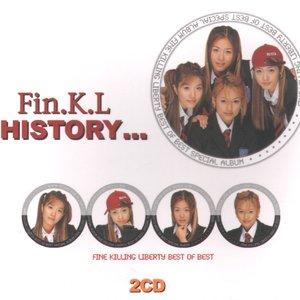 Fin.K.L History (disc 2)