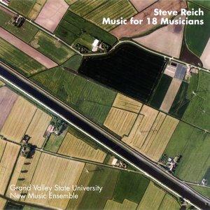 Avatar für Steve Reich (perf. GVSU New Music Ensemble)