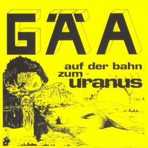 Auf Der Bahn Zum Uranus