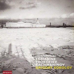 Scriabine, Prokofiev, Rachmaninov