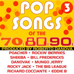Pop Songs of the 70s, 80s, 90s, Vol. 3