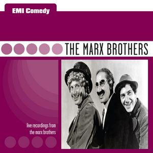 EMI Comedy - The Marx Brothers