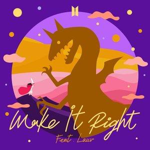 Make It Right (feat. Lauv) - Single