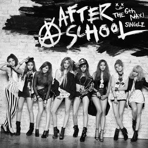 After School The 6th Maxi Single 'First Love'