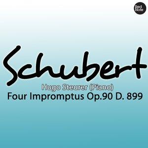 Schubert: Four Impromptus Op.90 D. 899