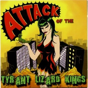 Attack Of The Tyrant Lizard Kings