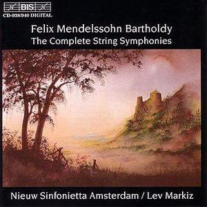 MENDELSSOHN: Complete String Symphonies Nos. 1-12